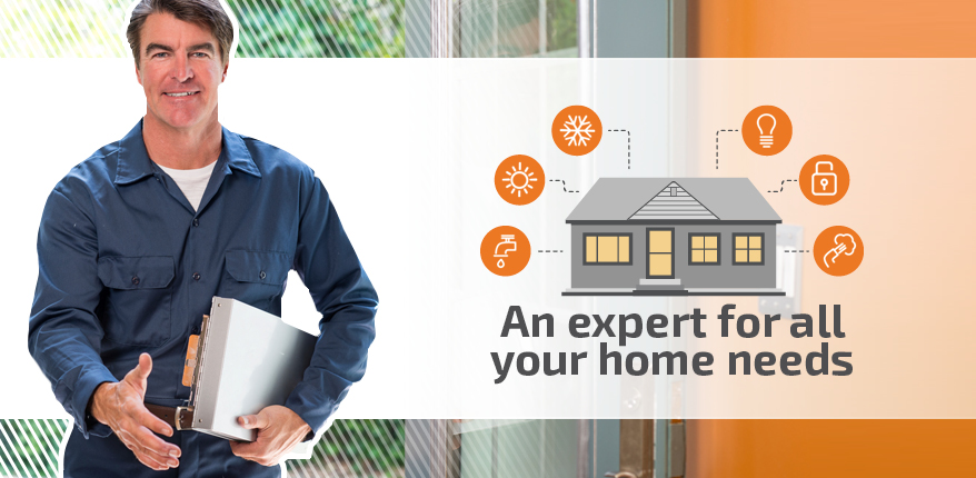 An Expert For All Your Home Needs