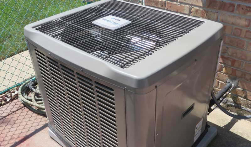 Split System Central Air Conditioning Condenser
