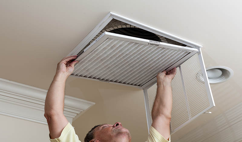 Four Reasons to Change Your Air Conditioning Filter