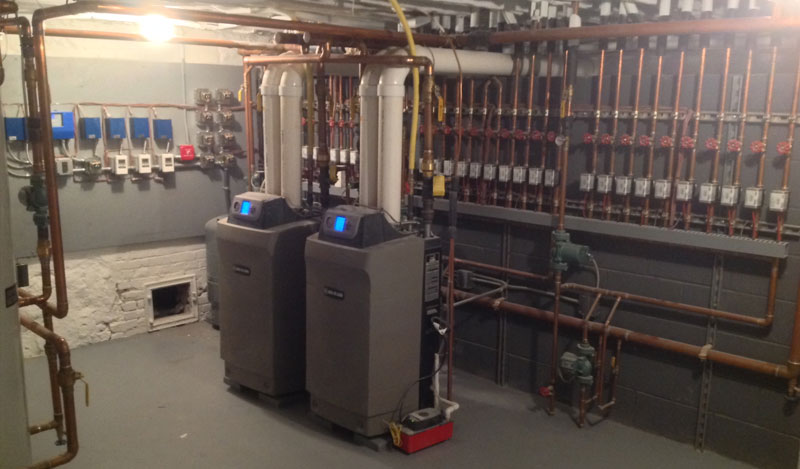 Benefits of Installing a New High-Efficiency Furnace
